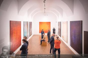 Ausstellungseröffnung Hubert Scheibl - Albertina, Wien - Mo 30.08.2021 - Ausstellungsräumlichkeiten8