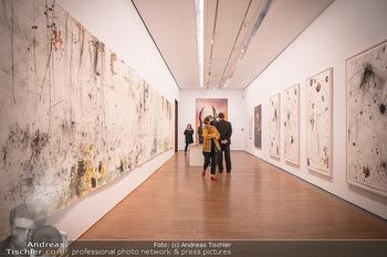 Ausstellungseröffnung Hubert Scheibl - Albertina, Wien - Mo 30.08.2021 - 9