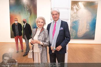 Ausstellungseröffnung Hubert Scheibl - Albertina, Wien - Mo 30.08.2021 - 11