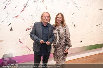 Ausstellungseröffnung Hubert Scheibl - Albertina, Wien - Mo 30.08.2021 - 16