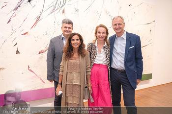 Ausstellungseröffnung Hubert Scheibl - Albertina, Wien - Mo 30.08.2021 - 19