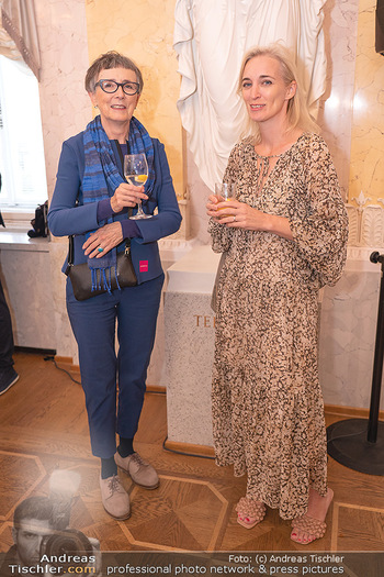 Ausstellungseröffnung Hubert Scheibl - Albertina, Wien - Mo 30.08.2021 - 24