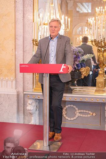 Ausstellungseröffnung Hubert Scheibl - Albertina, Wien - Mo 30.08.2021 - 31