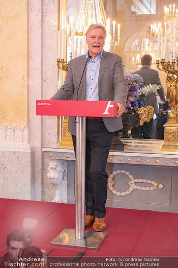 Ausstellungseröffnung Hubert Scheibl - Albertina, Wien - Mo 30.08.2021 - 32