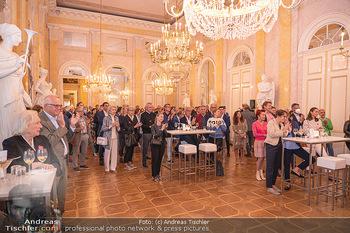 Ausstellungseröffnung Hubert Scheibl - Albertina, Wien - Mo 30.08.2021 - 34