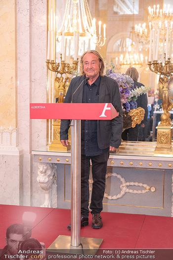 Ausstellungseröffnung Hubert Scheibl - Albertina, Wien - Mo 30.08.2021 - Hubert SCHEIBL38