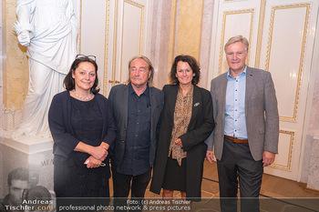 Ausstellungseröffnung Hubert Scheibl - Albertina, Wien - Mo 30.08.2021 - 40
