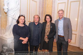 Ausstellungseröffnung Hubert Scheibl - Albertina, Wien - Mo 30.08.2021 - 41