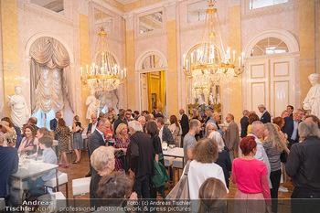 Ausstellungseröffnung Hubert Scheibl - Albertina, Wien - Mo 30.08.2021 - 44