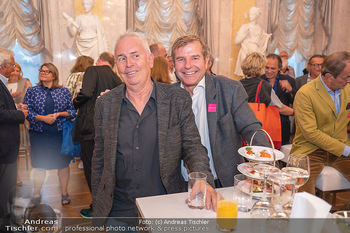 Ausstellungseröffnung Hubert Scheibl - Albertina, Wien - Mo 30.08.2021 - 45