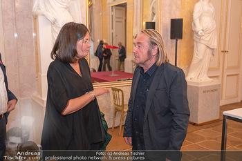 Ausstellungseröffnung Hubert Scheibl - Albertina, Wien - Mo 30.08.2021 - 49