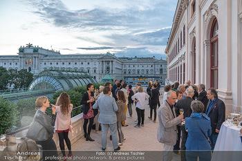 Ausstellungseröffnung Hubert Scheibl - Albertina, Wien - Mo 30.08.2021 - 64