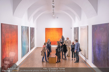 Ausstellungseröffnung Hubert Scheibl - Albertina, Wien - Mo 30.08.2021 - Ausstellungsräumlichkeiten67