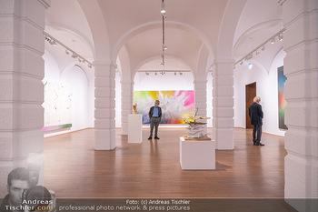 Ausstellungseröffnung Hubert Scheibl - Albertina, Wien - Mo 30.08.2021 - Ausstellungsräumlichkeiten68