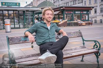 Interview Nathan Trent - Naschmarkt, Wien - Mi 01.09.2021 - Nathan TRENT (Portrait)1