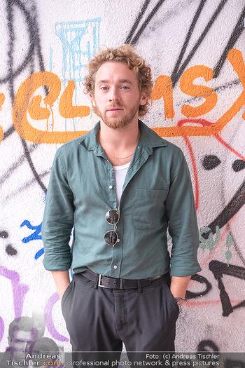 Interview Nathan Trent - Naschmarkt, Wien - Mi 01.09.2021 - Nathan TRENT2