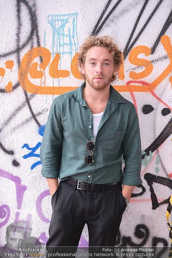 Interview Nathan Trent - Naschmarkt, Wien - Mi 01.09.2021 - Nathan TRENT3
