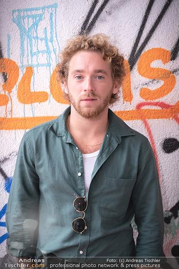 Interview Nathan Trent - Naschmarkt, Wien - Mi 01.09.2021 - Nathan TRENT (Portrait)4