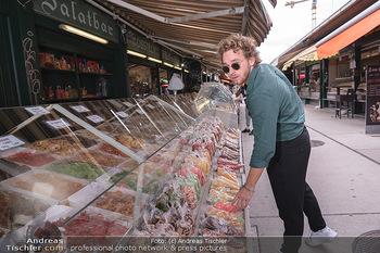 Interview Nathan Trent - Naschmarkt, Wien - Mi 01.09.2021 - Nathan TRENT9