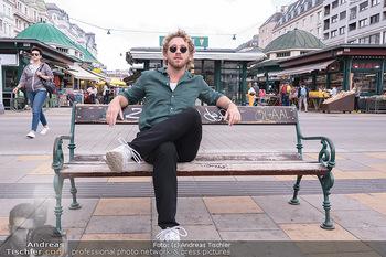 Interview Nathan Trent - Naschmarkt, Wien - Mi 01.09.2021 - Nathan TRENT10