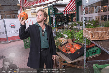 Interview Nathan Trent - Naschmarkt, Wien - Mi 01.09.2021 - Nathan TRENT15