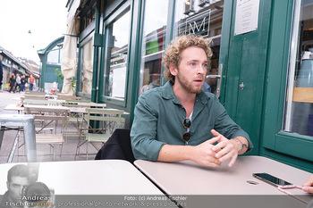 Interview Nathan Trent - Naschmarkt, Wien - Mi 01.09.2021 - Nathan TRENT18