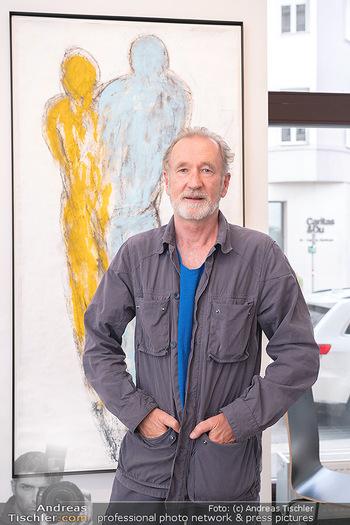 Peter Lohmeyer Vernissage - District4Art, Wien - Do 02.09.2021 - Peter LOHMEYER8