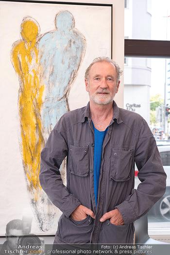 Peter Lohmeyer Vernissage - District4Art, Wien - Do 02.09.2021 - Peter LOHMEYER9