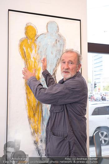 Peter Lohmeyer Vernissage - District4Art, Wien - Do 02.09.2021 - Peter LOHMEYER11