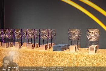 Duftstars Awards Gala - MQ Halle E, Wien - Do 02.09.2021 - die Duftstars Awards (Pokale, Trophae)10