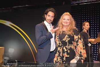 Duftstars Awards Gala - MQ Halle E, Wien - Do 02.09.2021 - Stefano BERNARDIN, Ulrike BEIMPOLD12