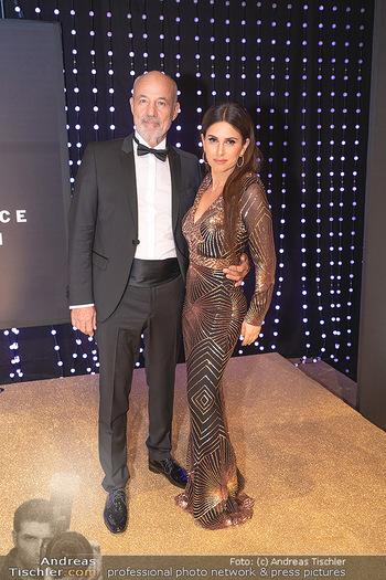 Duftstars Awards Gala - MQ Halle E, Wien - Do 02.09.2021 - Viktoria und Heiner LAUTERBACH13