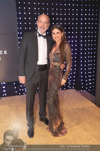 Duftstars Awards Gala - MQ Halle E, Wien - Do 02.09.2021 - Viktoria und Heiner LAUTERBACH14
