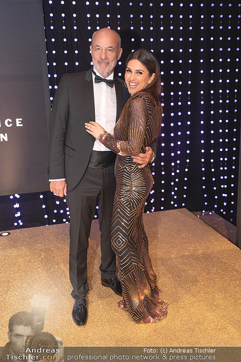 Duftstars Awards Gala - MQ Halle E, Wien - Do 02.09.2021 - Viktoria und Heiner LAUTERBACH15