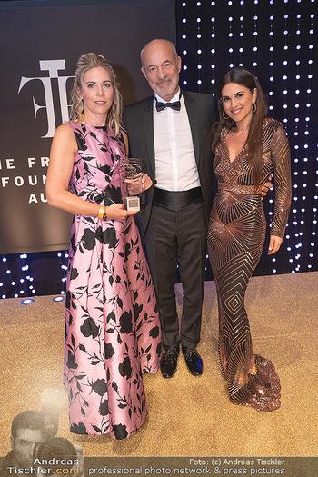 Duftstars Awards Gala - MQ Halle E, Wien - Do 02.09.2021 - Viktoria und Heiner LAUTERBACH, Petra MAIR17