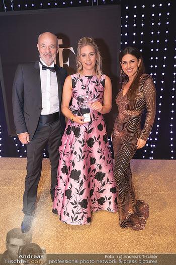 Duftstars Awards Gala - MQ Halle E, Wien - Do 02.09.2021 - Viktoria und Heiner LAUTERBACH, Petra MAIR18