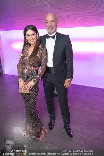Duftstars Awards Gala - MQ Halle E, Wien - Do 02.09.2021 - Viktoria und Heiner LAUTERBACH34