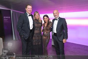 Duftstars Awards Gala - MQ Halle E, Wien - Do 02.09.2021 - Viktoria und Heiner LAUTERBACH, Michael STIX, Kathrin HUBER35