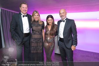 Duftstars Awards Gala - MQ Halle E, Wien - Do 02.09.2021 - Viktoria und Heiner LAUTERBACH, Michael STIX, Kathrin HUBER36