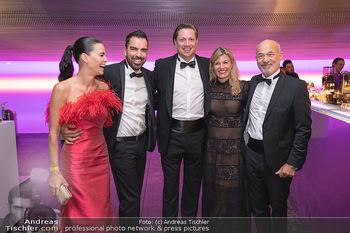 Duftstars Awards Gala - MQ Halle E, Wien - Do 02.09.2021 - Kerstin LECHNER, Karl OCHSNER, Heiner LAUTERBACH, Michael STIX, 42