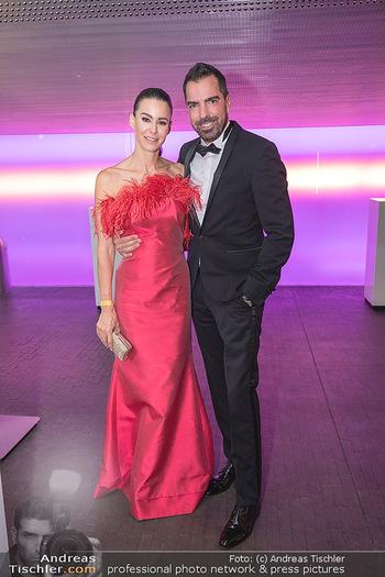 Duftstars Awards Gala - MQ Halle E, Wien - Do 02.09.2021 - Kerstin LECHNER, Karl OCHSNER43