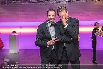 Duftstars Awards Gala - MQ Halle E, Wien - Do 02.09.2021 - Karl OCHSNER, Michael STIX46