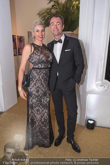 Duftstars Awards Gala - MQ Halle E, Wien - Do 02.09.2021 - Andrea und Harald HAUKE47