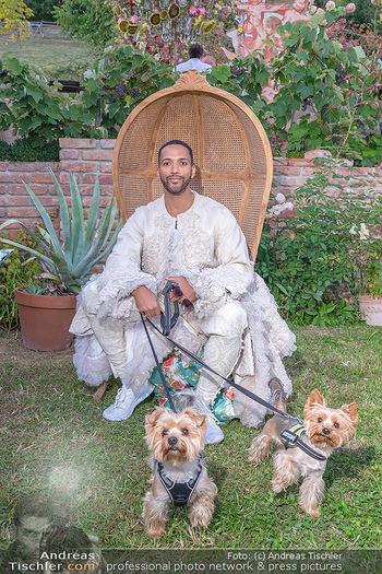 Rencontre a la campagne - Gery Keszlers Bauernhof, Burgenland - Sa 04.09.2021 - Cesar SAMPSON mit Hunden21