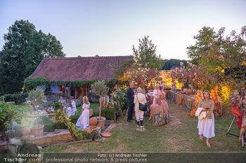 Rencontre a la campagne - Gery Keszlers Bauernhof, Burgenland - Sa 04.09.2021 - Eindrücke vom Fest am Bauernhof in der Abendsonne28