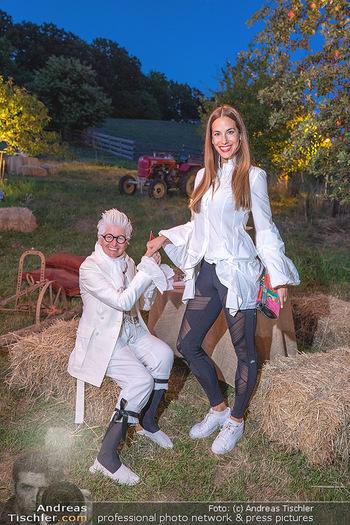 Rencontre a la campagne - Gery Keszlers Bauernhof, Burgenland - Sa 04.09.2021 - Inge PRADER, Nina HARTMANN43