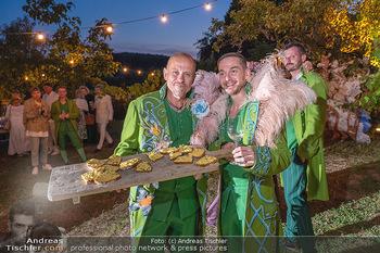 Rencontre a la campagne - Gery Keszlers Bauernhof, Burgenland - Sa 04.09.2021 - Gery KESZLER mit Freund Miha VEBERIC46