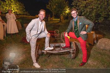 Rencontre a la campagne - Gery Keszlers Bauernhof, Burgenland - Sa 04.09.2021 - Markus FREISTÄTTER, Paul LICHTER55
