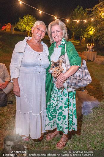 Rencontre a la campagne - Gery Keszlers Bauernhof, Burgenland - Sa 04.09.2021 - Jazz GITTI, Elisabeth GÜRTLER59