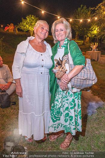 Rencontre a la campagne - Gery Keszlers Bauernhof, Burgenland - Sa 04.09.2021 - Jazz GITTI, Elisabeth GÜRTLER60